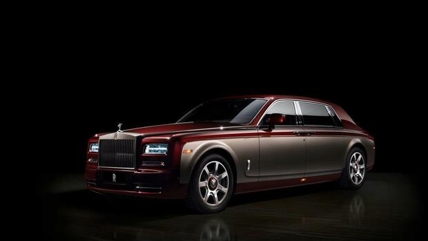 Rolls-Royce Phantom Quelle: BMW
