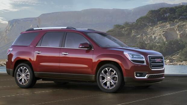 GMC Acadia Quelle: GM
