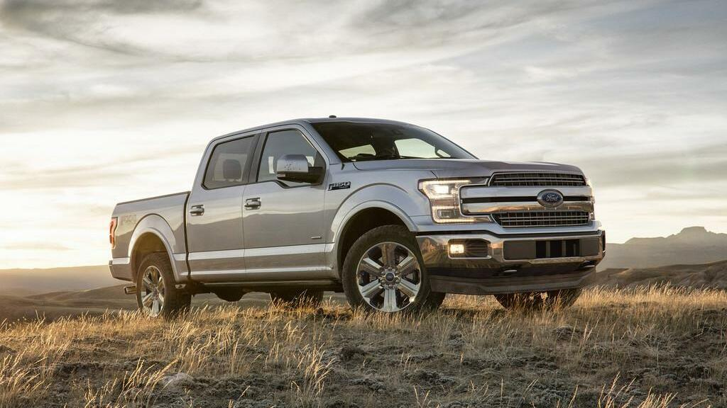 Ford F-150 Quelle: Ford