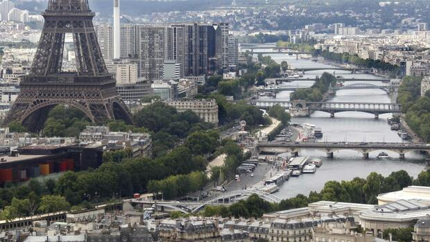 Paris Quelle: REUTERS