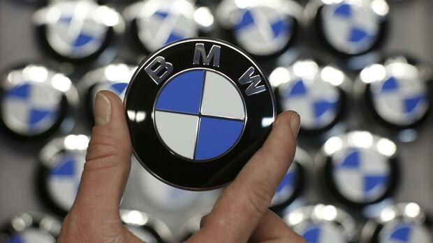 BMW-Logo Quelle: REUTERS