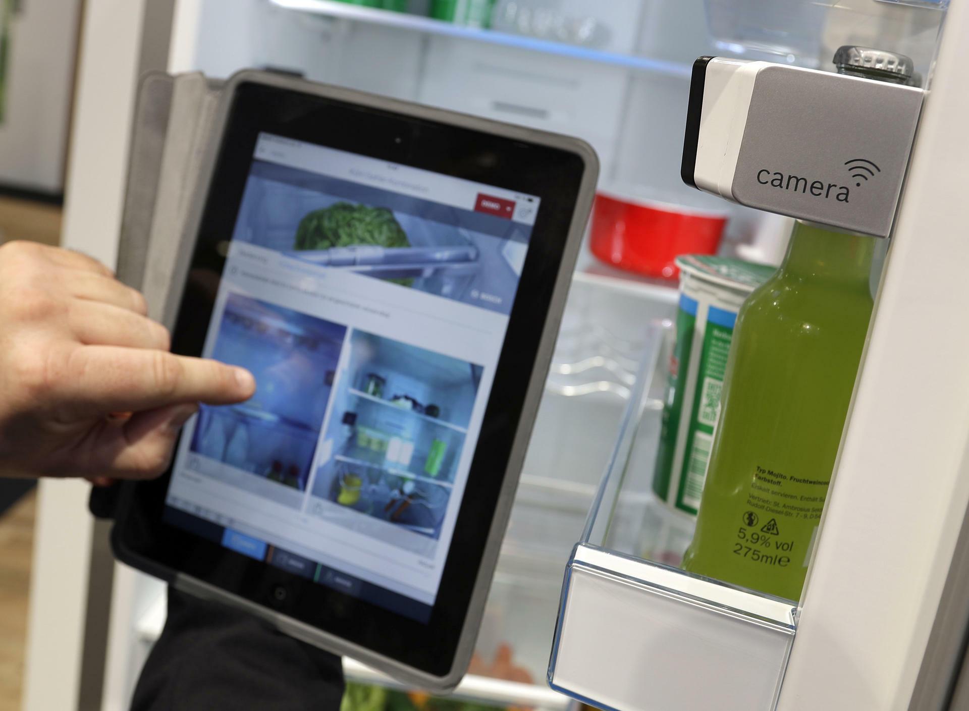 Bosch Kühlschrank 50 Jahre : Ifa jetzt geht der kühlschrank endlich ins web