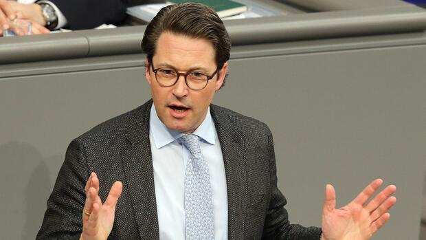 Bundesminister Scheuer will Löcher im Mobilfunknetz schließen