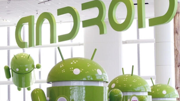 Android Quelle: REUTERS