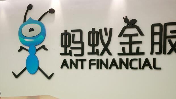 Ant Group Aktie