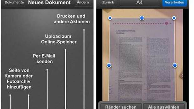 App Scanner Pro Quelle: iPhone-Ticker