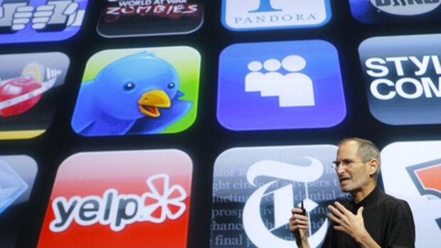 Apple Inc. Chief Executive Quelle: REUTERS