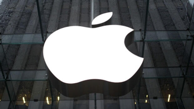 Apple Inc. logo Quelle: REUTERS