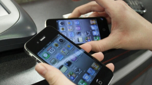 Apple iPhone Quelle: REUTERS