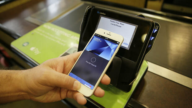 Apple Pay Quelle: AP