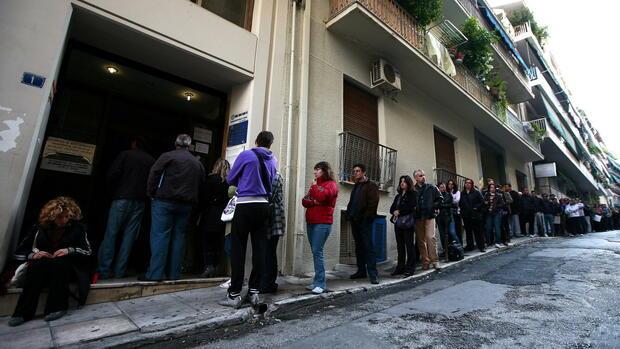 Sozialbericht Der Kommission: EU Zerfällt In Armen Süden