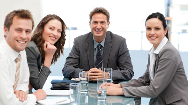 Meeting Quelle: Fotolia