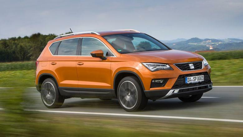 seat ateca was das erste suv von seat kann. Black Bedroom Furniture Sets. Home Design Ideas