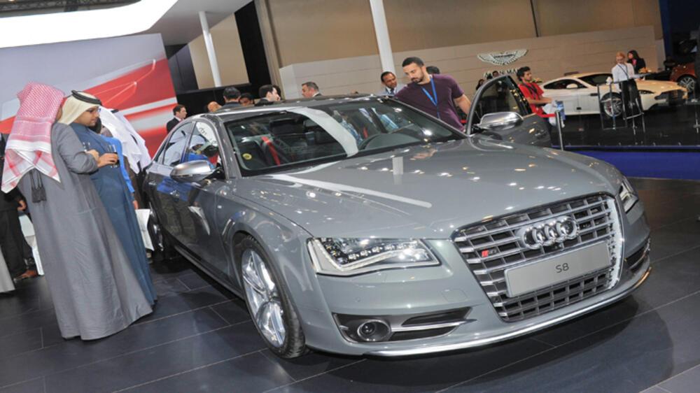 Qatar Motor Show Die Spielzeuge Der Scheichs