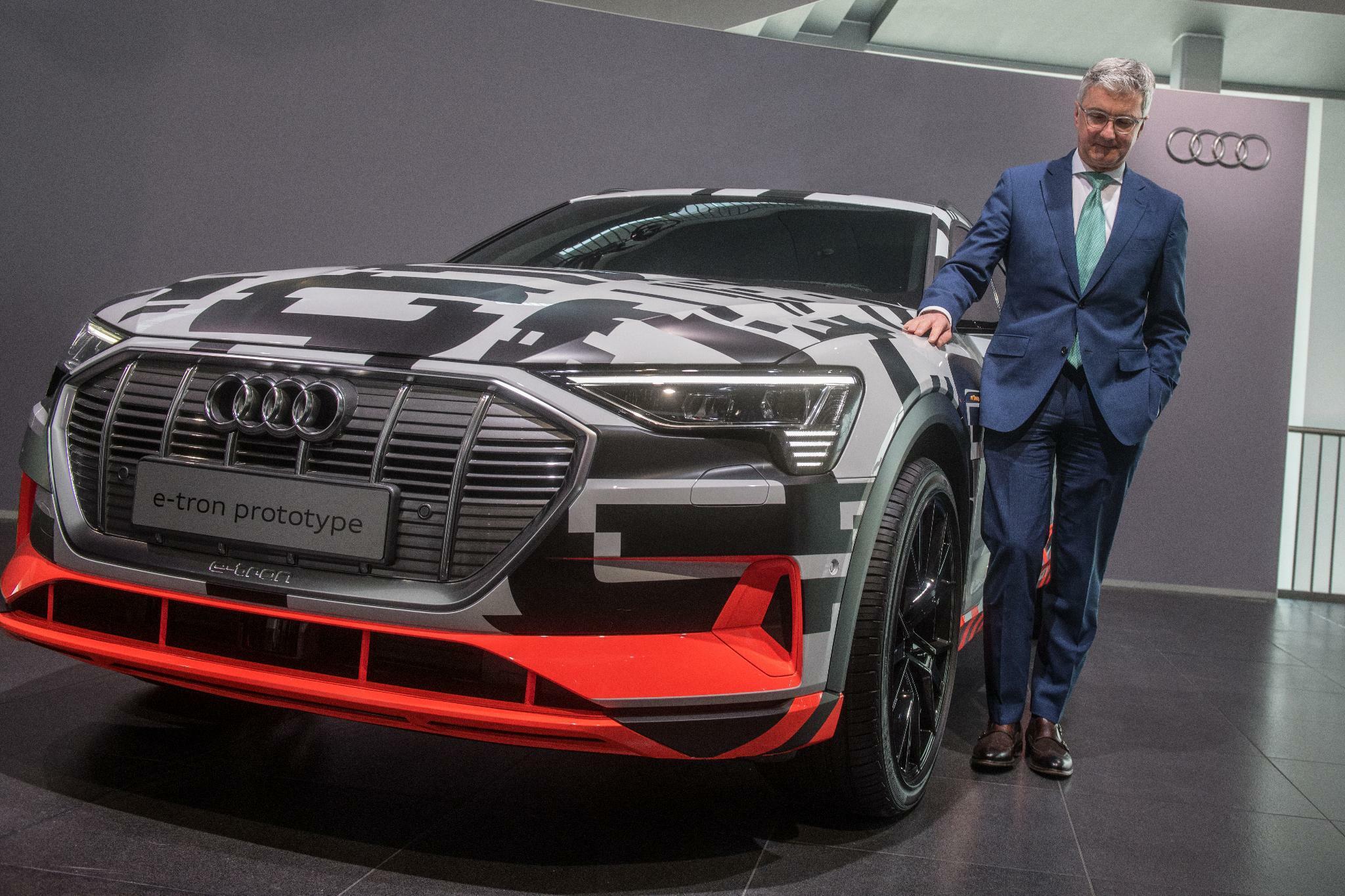 Audi: SUV und China sollen es rausreißen
