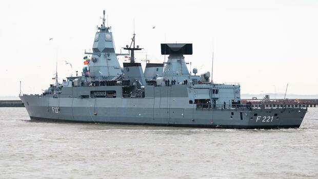 Marine gehen die einsatzfähigen Schiffe aus