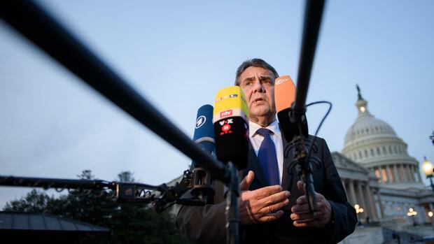 Gabriel fordert Neuausrichtung Europas US-Politik