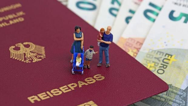 Deutsche Auswanderer überweisen Milliarden in die Heimat
