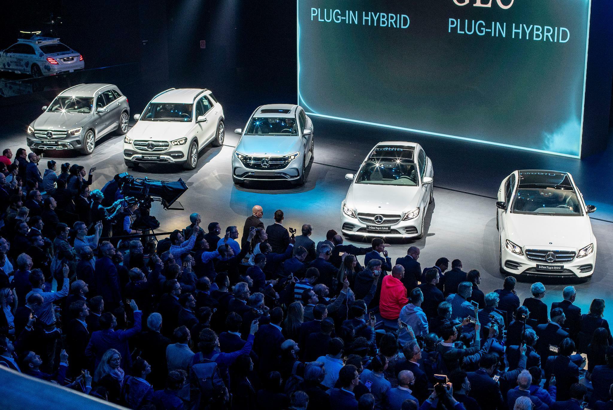 Automesse: Chefs von Ford, Toyota und e.Go wollen IAA in Köln