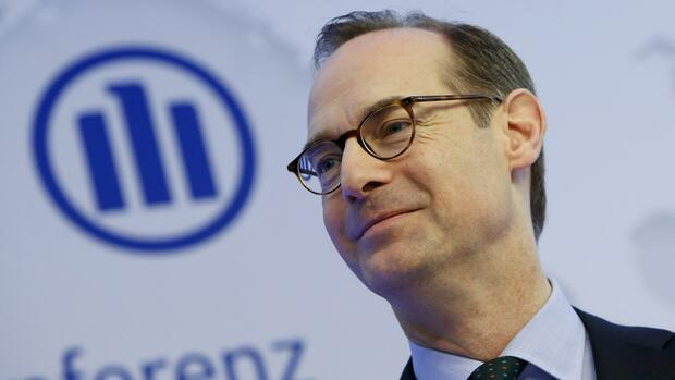 Oliver Bäte, Allianz-Chief Quelle: REUTERS