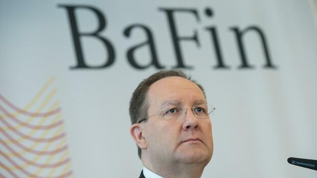 Bafin-Chef: Privatkunden haften im Falle einer Bankpleite mit