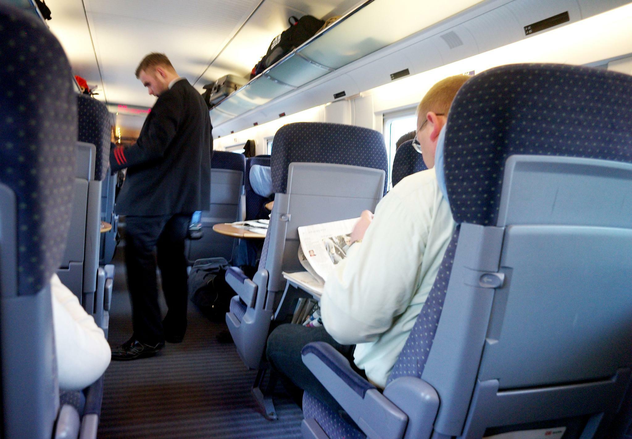 BahnComfort-Scham: Vielfahrerstatus sorgt für Knatsch im ICE