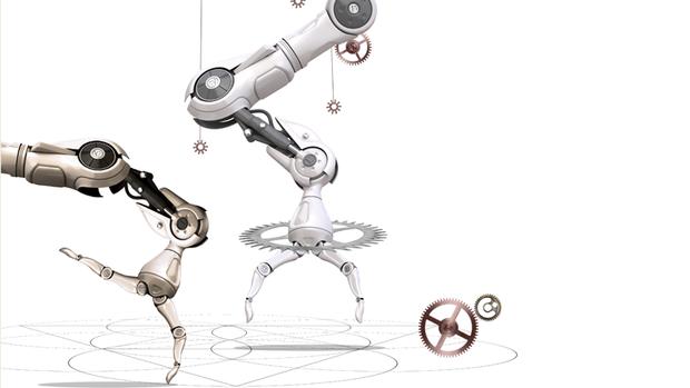 Roboter Ubernehmen Arbeit So Sieht Die Fabrik Der Zukunft Aus