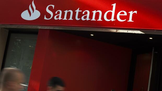 Banco Santander Quelle: REUTERS