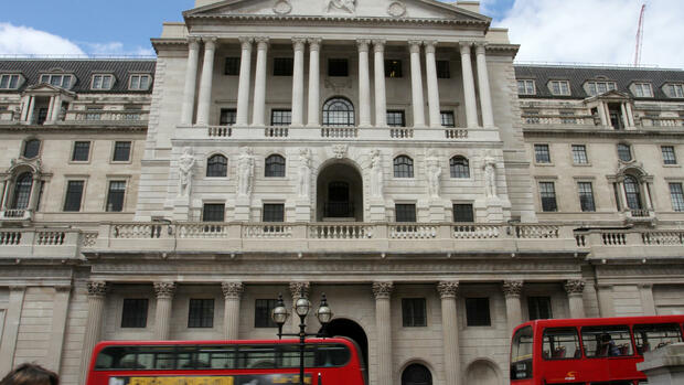 Bank of England Quelle: AP