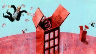 Negativzinsen: Konto-Hopping der Bankkunden: Weg mit den wohlhabenden Kunden!