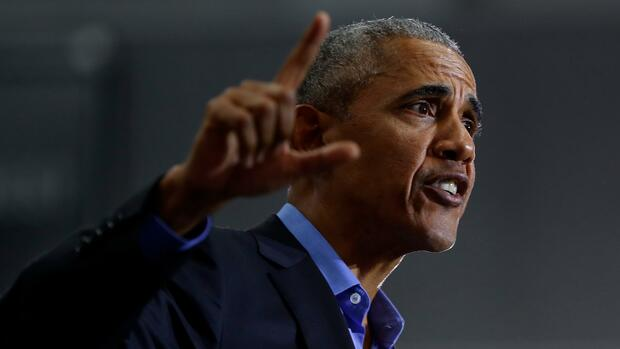 Barack Obama Quelle AP