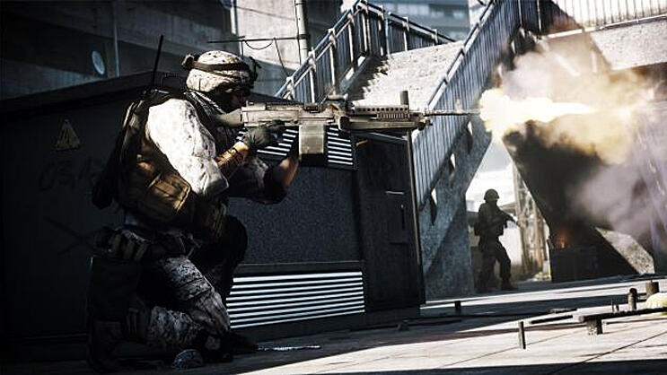 Screenshot Battlefield 3 Limited Edition Quelle: screenshot