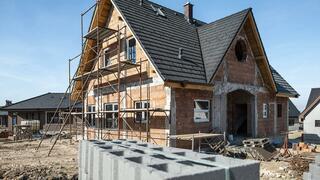 Zinsvergleich: Günstiges Baugeld von der Versicherung