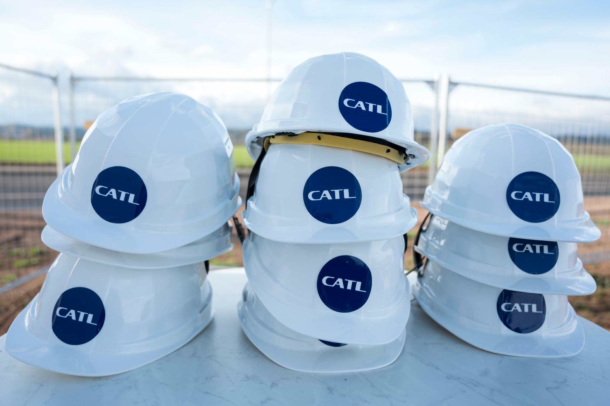 Batterie-Riese: CATL prescht mit Zellfabrik in Deutschland vor