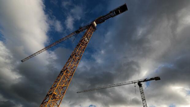 Bauen wird immer teurer. Quelle dpa