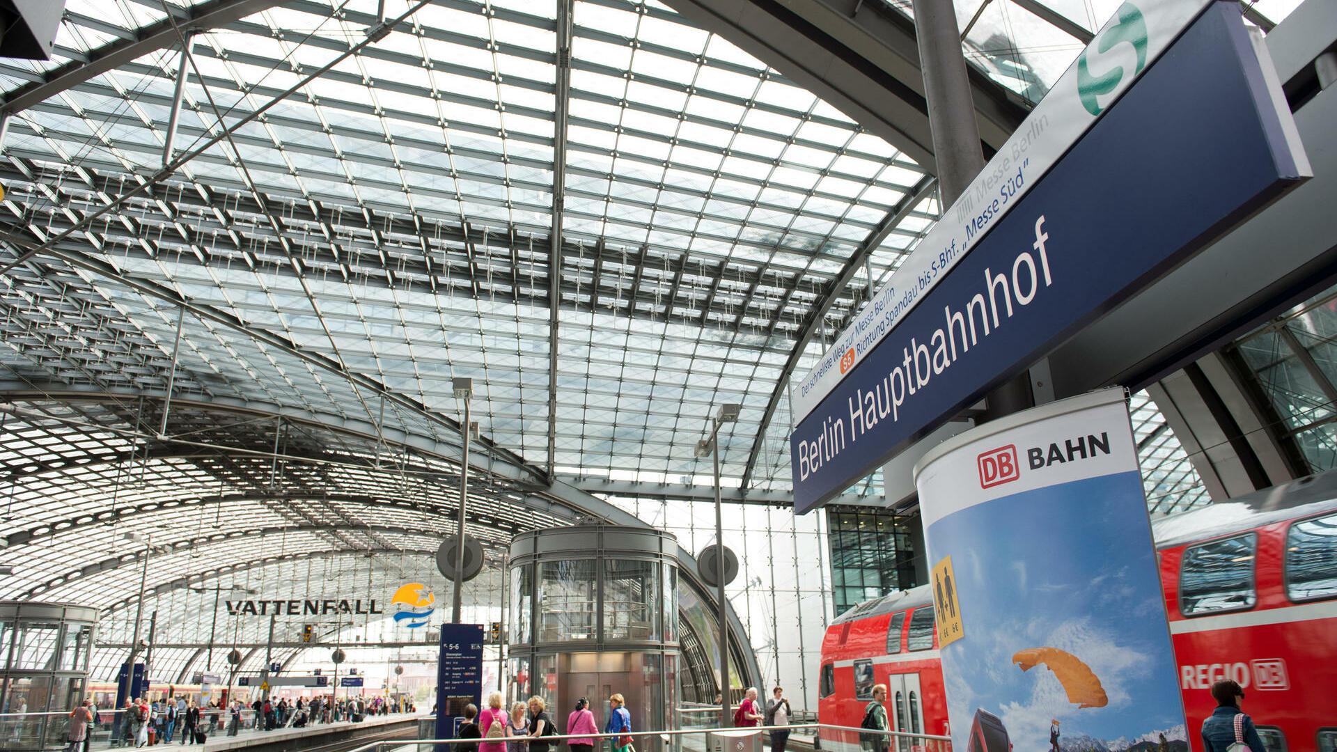 Db Köln Berlin