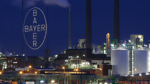 Bayer AG Quelle: dpa