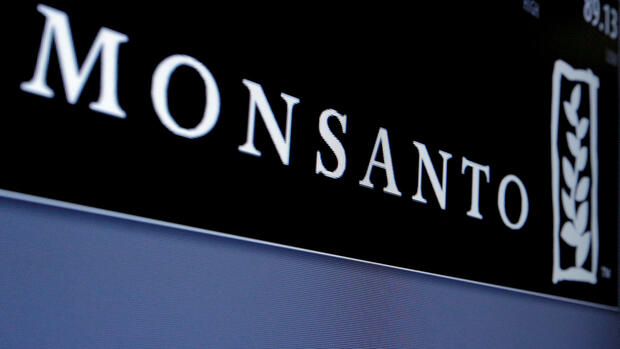 Bayer kauft Monsanto Quelle: REUTERS