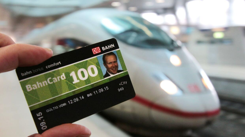 bahncard 100 2. klasse kosten
