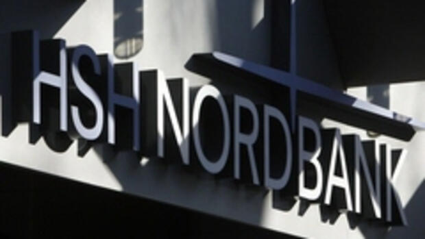 Picture of the HSH Nordbank Quelle: REUTERS