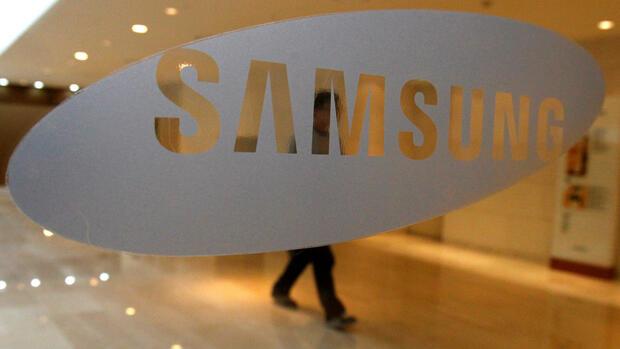 Samsungs Smartphone-Verkauf floriert