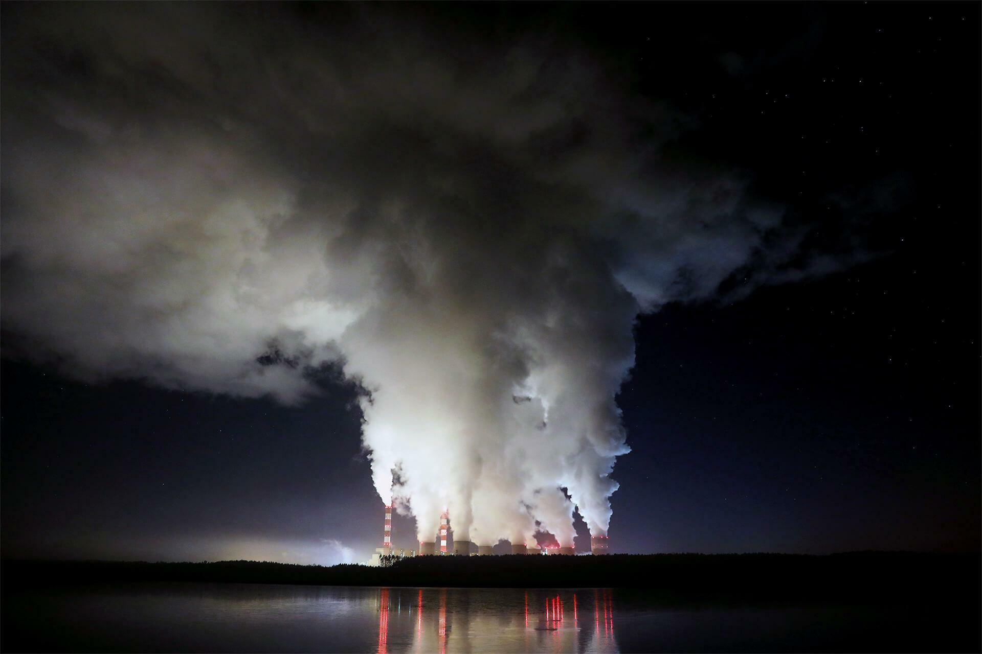 Braunkohlekraftwerk Bełchatów