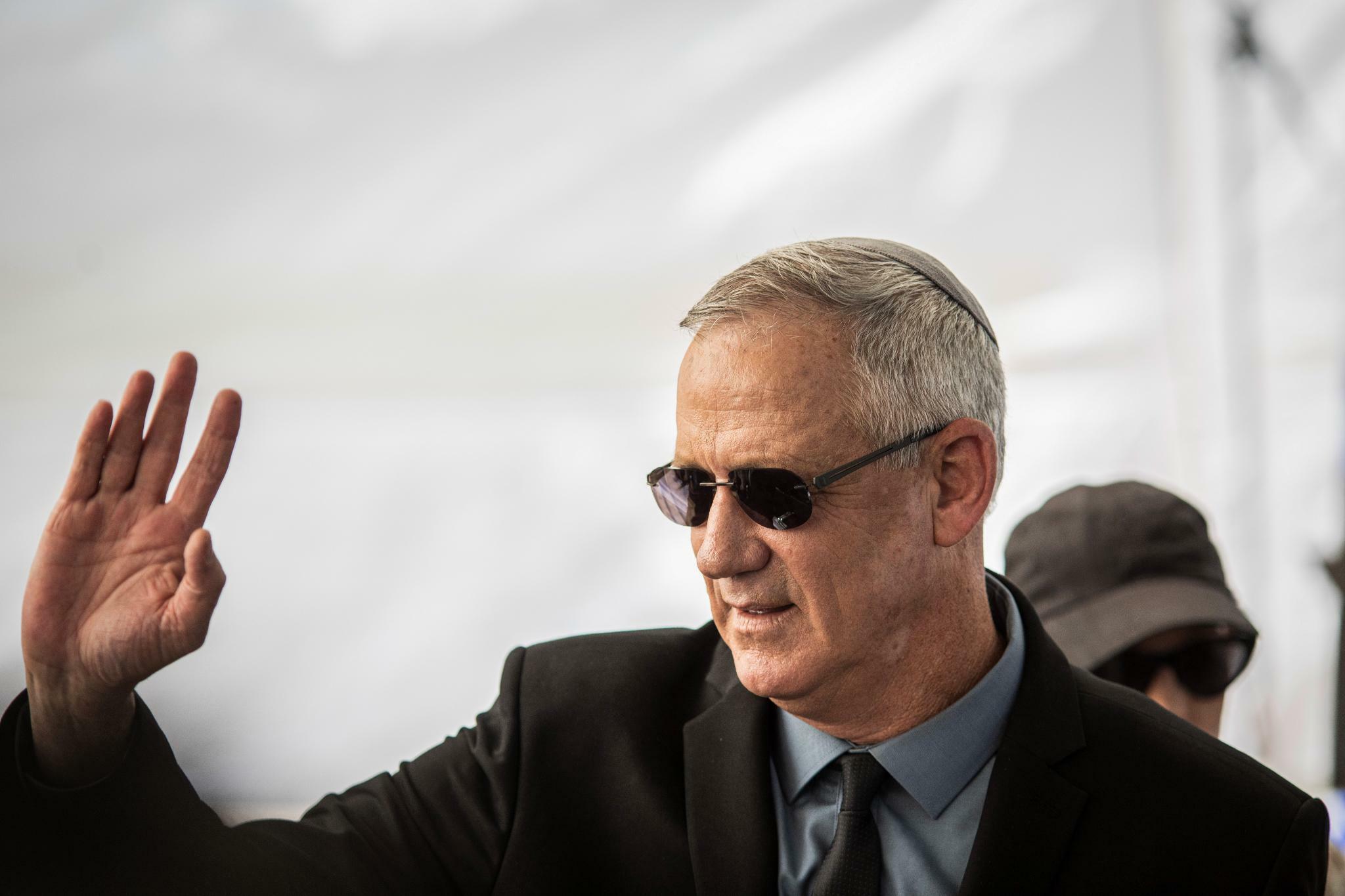 Regierungsbildung: Arabische Vereinte Liste in Israel unterstützt Gantz