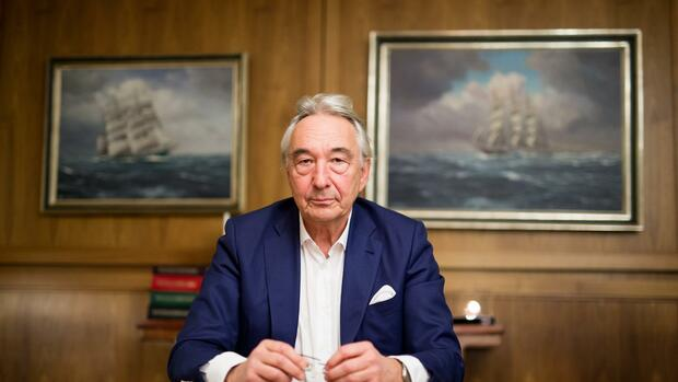 Das Comeback des Pleite-Reeders