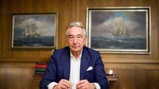 Bertram Rickmers: Das Comeback des Pleite-Reeders