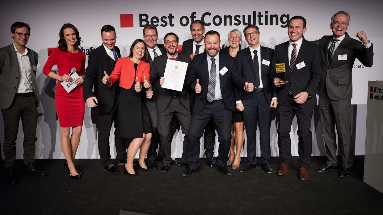 Best of Consulting 2019: Deutschlands beste Berater
