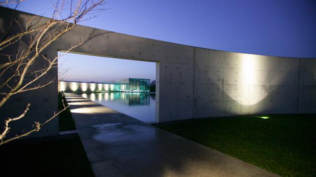Fabulous Architektur: Beton ist der Samt der Moderne LB84