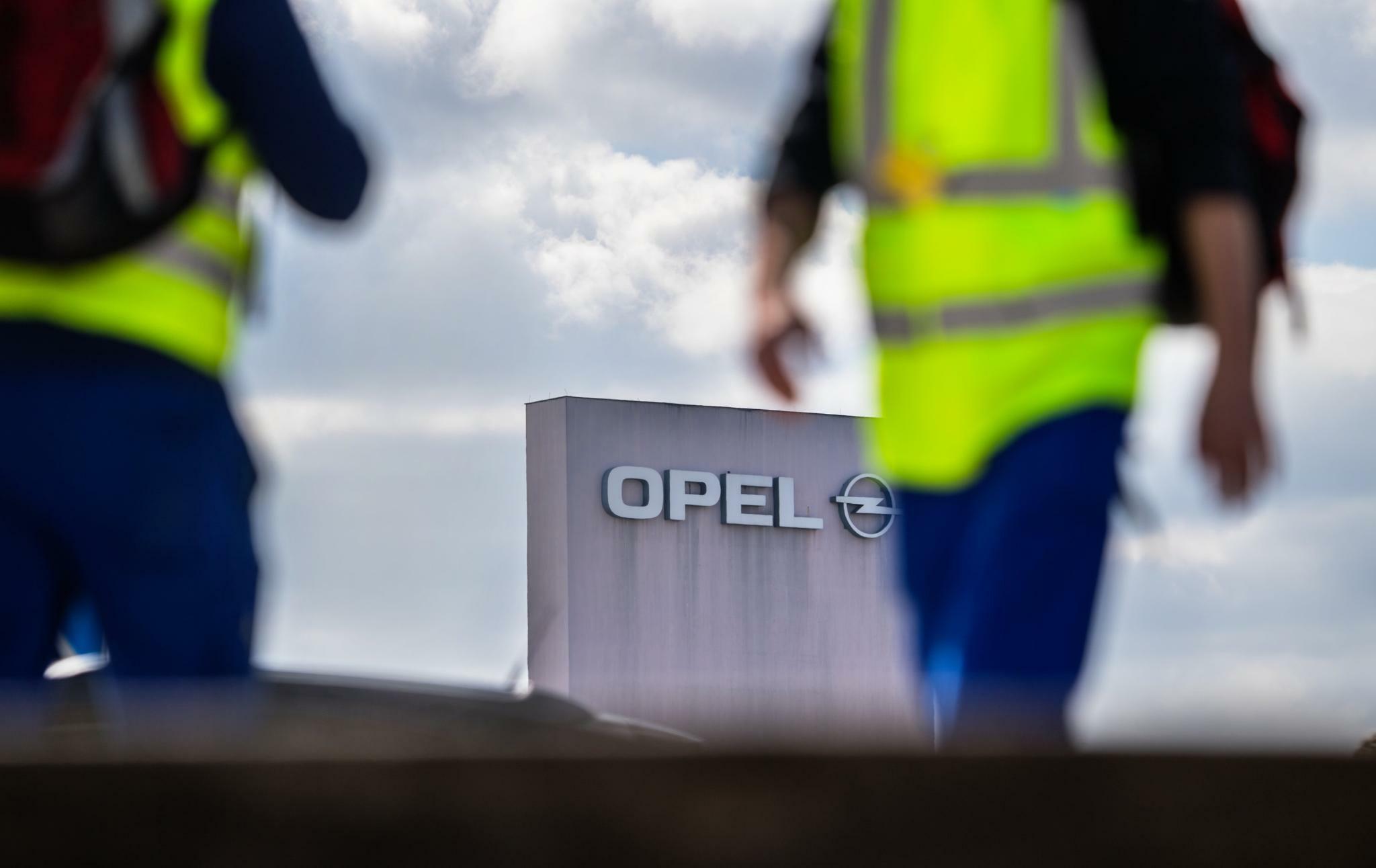 Opel startet Kurzarbeit in Rüsselsheim