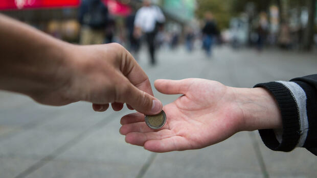 Großzügige Menschen sind glücklicher