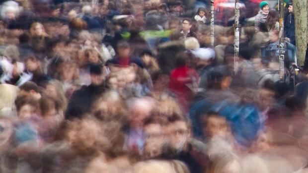 Einwohnerzahl in Deutschland ist 2016 um 500 000 gestiegen